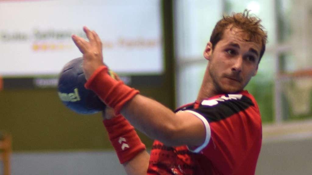 Lukas Florian möchte im Pokal gerne spielen, sein Trainer Jens Schulte-Vögeling ist aber noch skeptisch.© Boris Baur