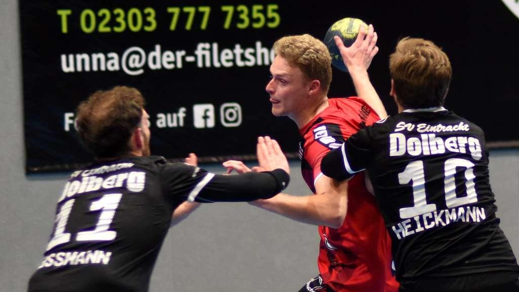 Auf die spielerische Qualität von Max Röckenhaus möchte RSV-Coach beim ASC Dortmund in der Mitte setzen.© Boris Baur
