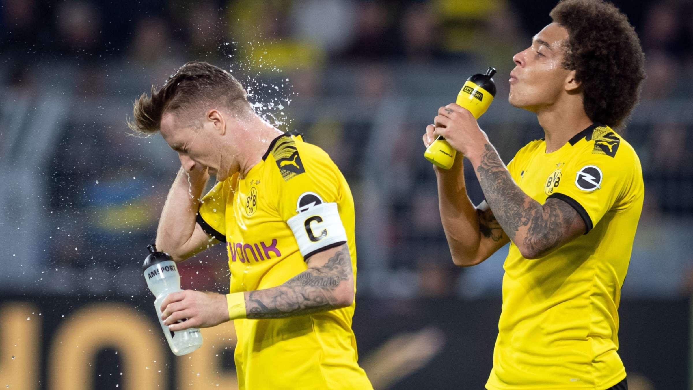 Borussia Dortmund Werder Bremen Bvb Holt Einen Punkt Im