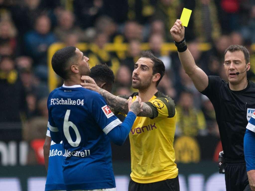 Revierderby Schalke 04 Borussia Dortmund Heute Live Im Tv
