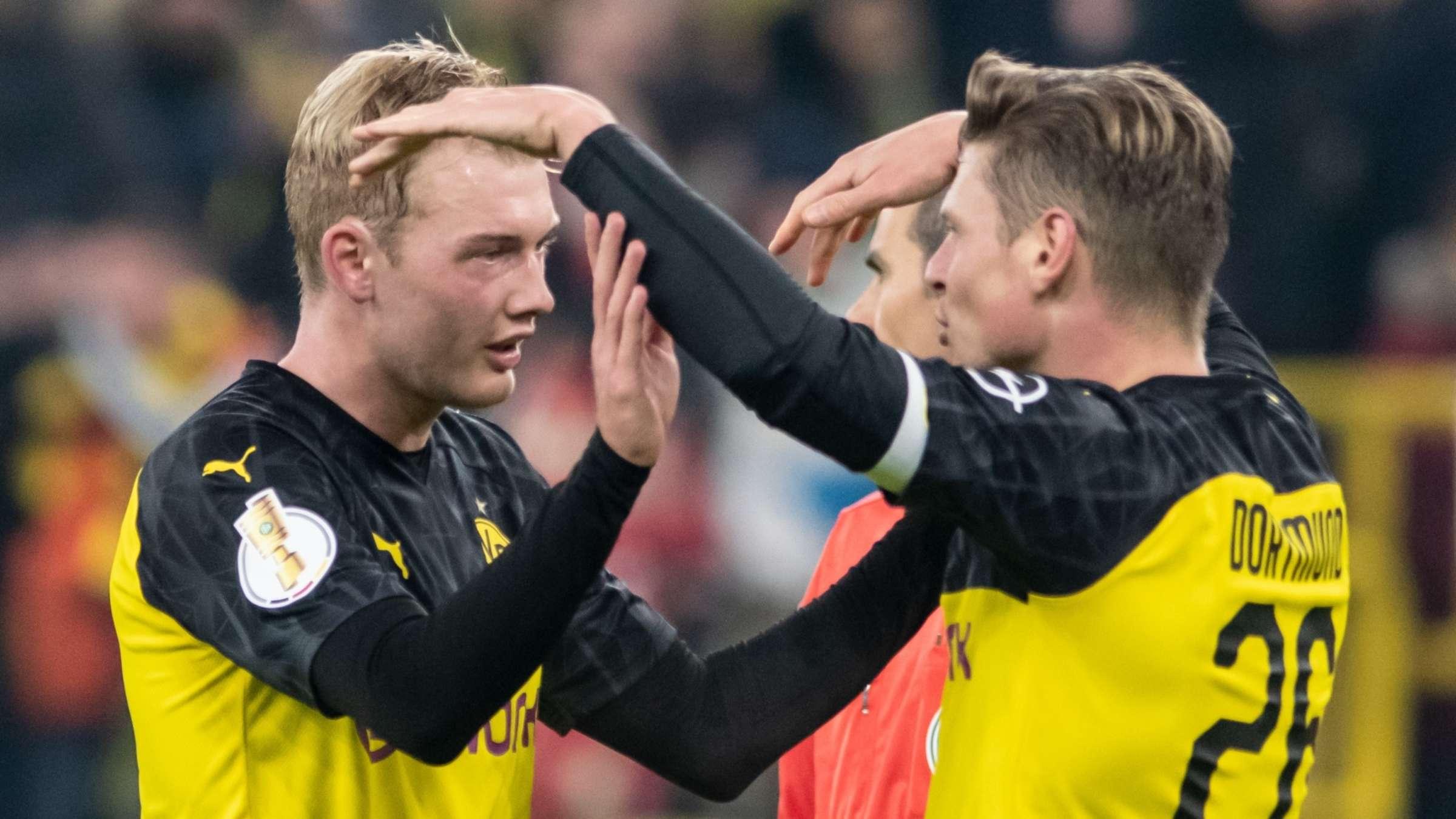 Bvb Gegen Borussia Monchengladbach Dfb Pokal Live Im Free
