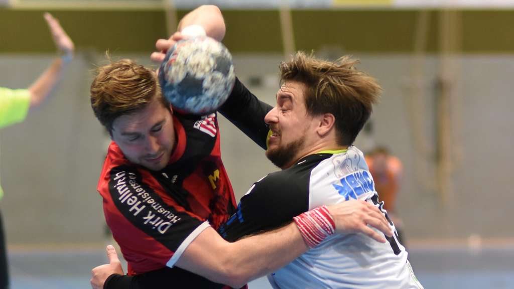 Gregor Stefek und der RSV hatten gegen Westerholt große Gegenwehr zu überwinden.© Boris Baur