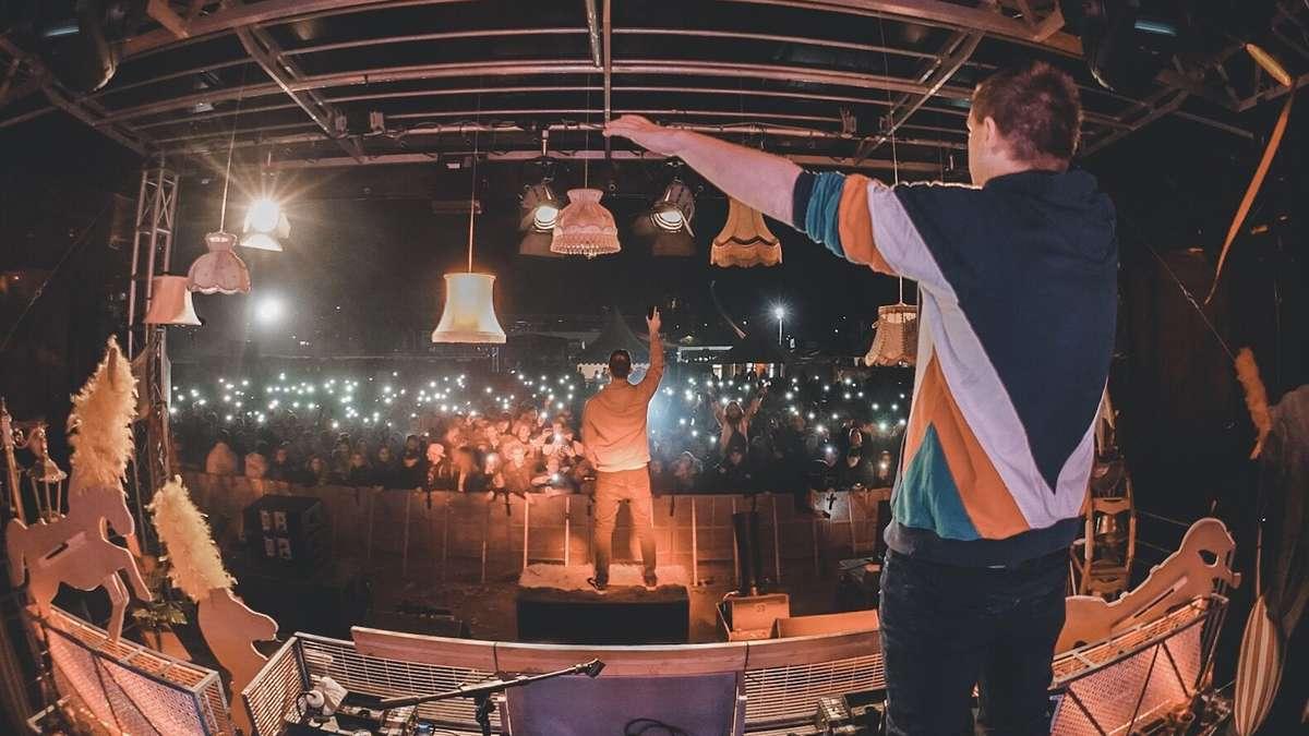 DJ-Indoor-Festival Max Madness im November in Hamm-Heessen - Headliner Timbo und Averro   Hamm - wa.de