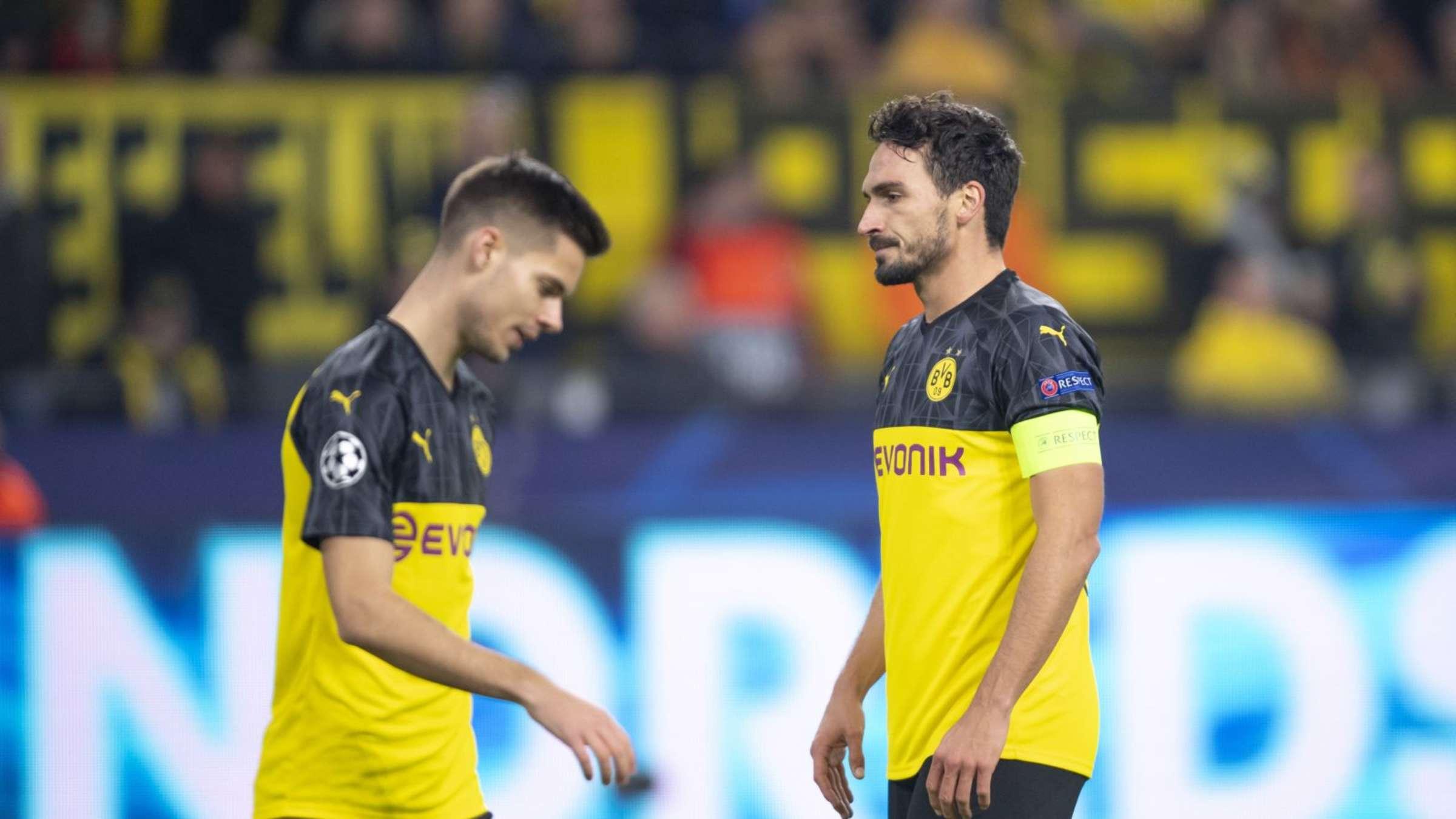 Aufstellung Bvb Startelf Von Borussia Dortmund Gegen Den Sc