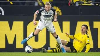 Ticker Und Kommentar Borussia Dortmund Erwartet Eiskalte