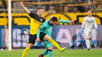Champions League Fc Barcelona Borussia Dortmund Live Im