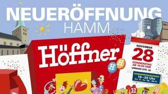 Neu in Hamm: Möbel Höffner eröffnet am 28. November | Hamm
