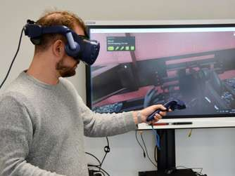 So funktioniert Lernen mit Virtual-Reality-Brille