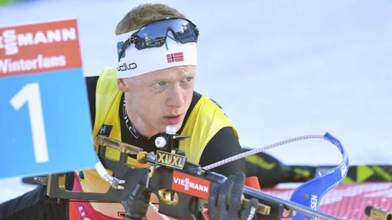 Biathlon Gesamtwertung