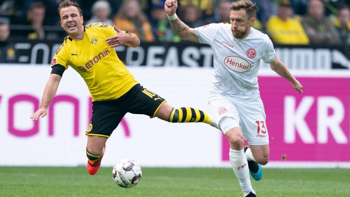 Dortmund Gegen Düsseldorf