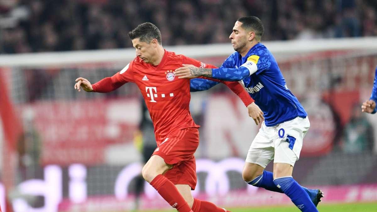 Heute Schalke