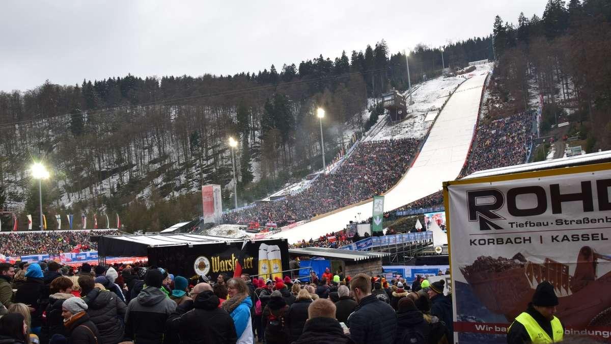 Skispringen Willingen Programm