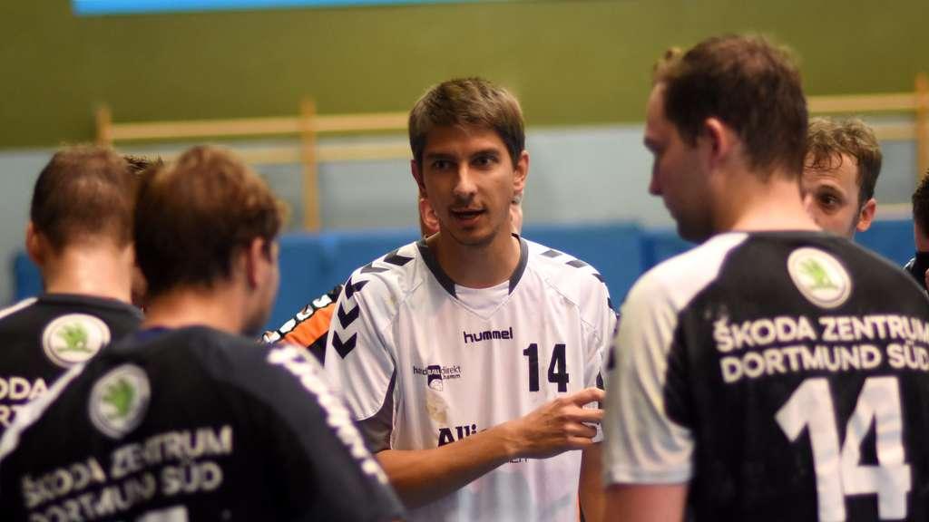 Jens Schulte-Vögeling, Trainer des RSV Altenbögge.