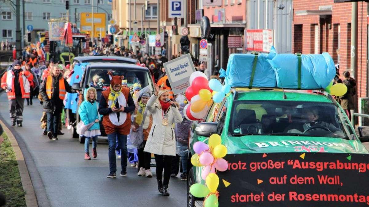 Karneval 2020 Dortmund