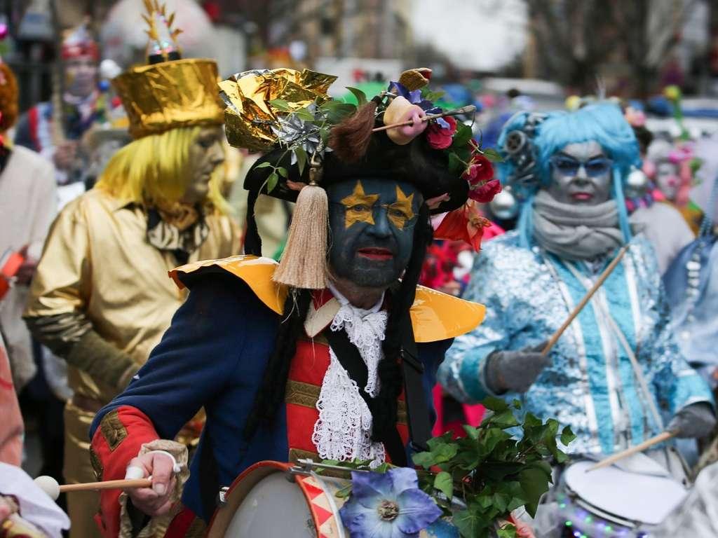 findet der rosenmontagszug in düsseldorf statt