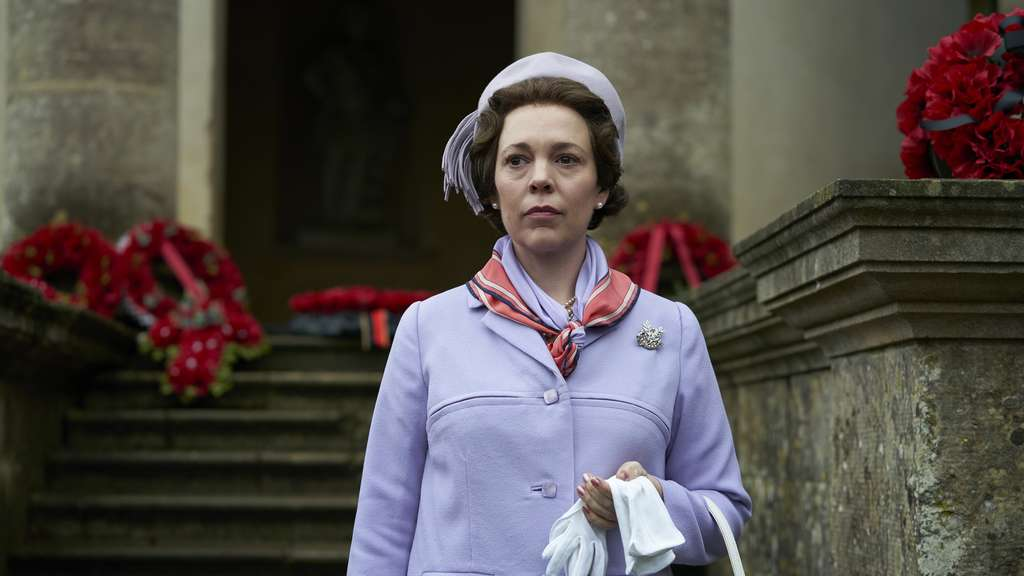 "Die Netflix-Serie ""The Crown"" soll nach der 5. Staffel enden."