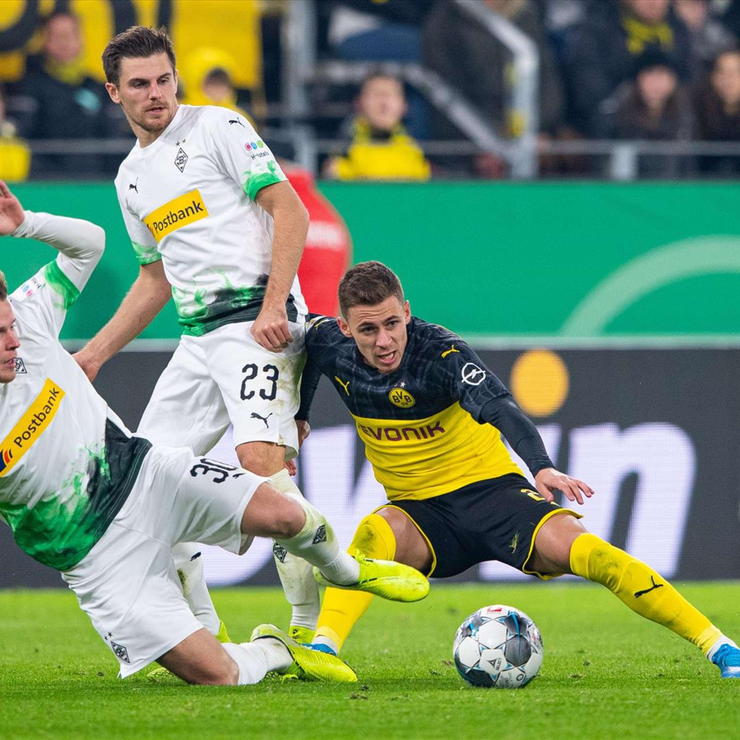 BVB - Gladbach: Spiel heute live im TV, Live-Stream und Ticker | BVB 09