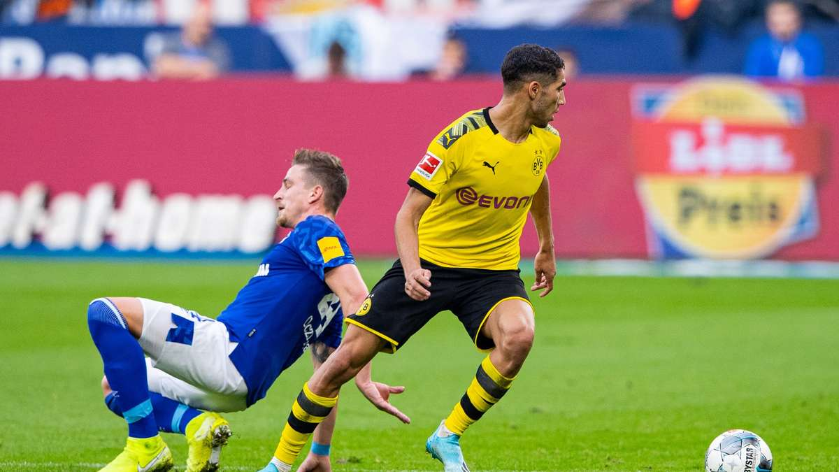 Schalke Dortmund übertragung