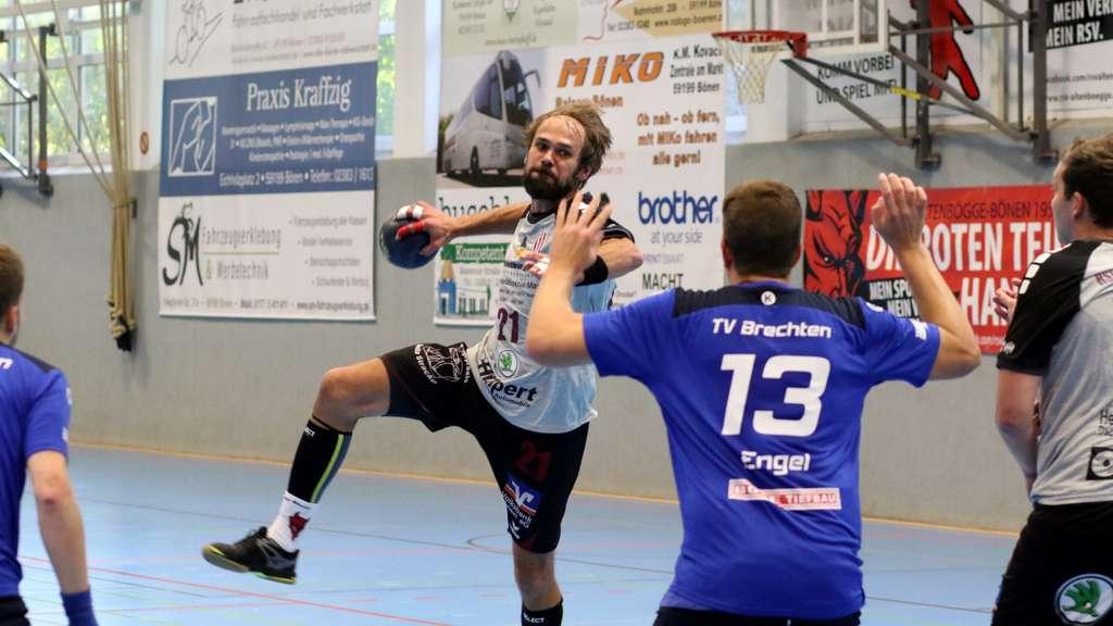 Statt in der Sporthalle könnten die Sponsoren des RSV Altenbögge bald im Internet werben.© Liesegang