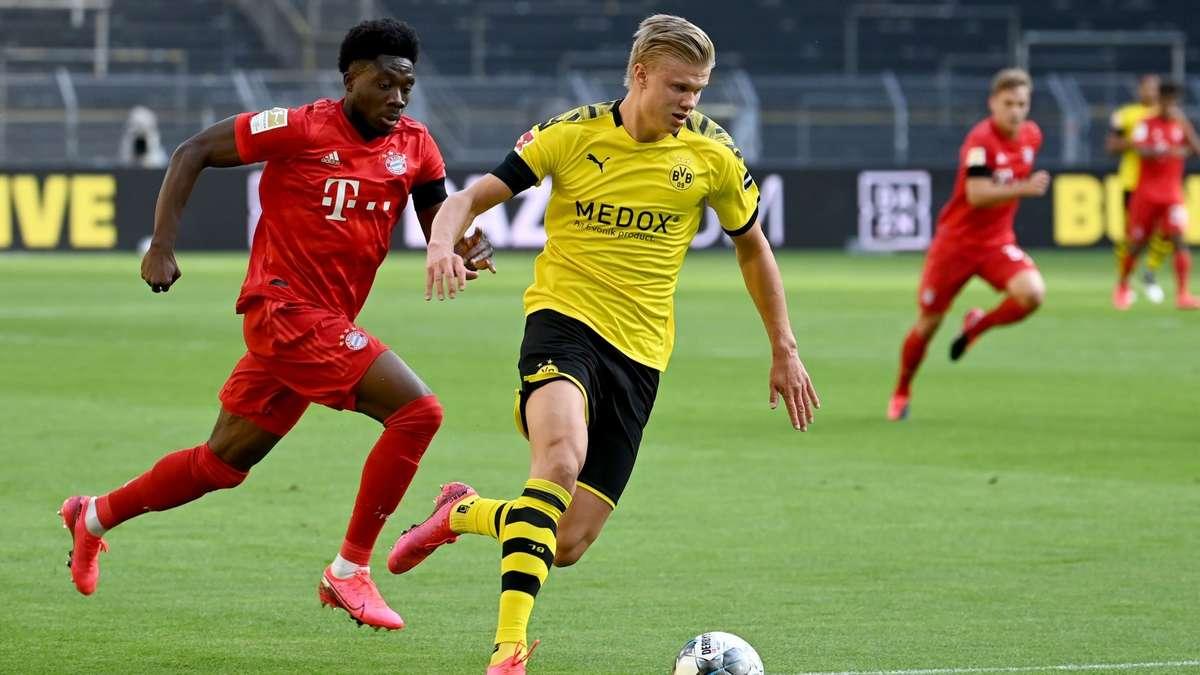 Bayern Bvb Live Ticker