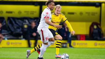 Bvb Gegen Mainz 05 Im Ticker Borussia Dortmund Unterliegt Dem Fsv Bvb 09