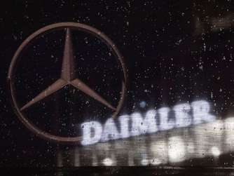 Daimler AG macht Rekord-Deal mit Amazon