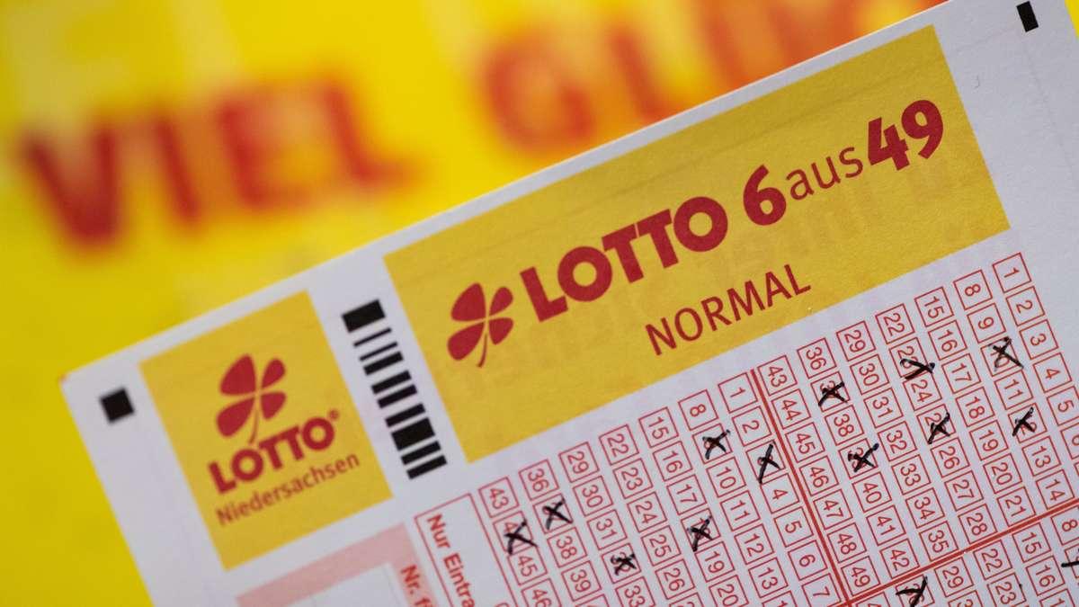 Lotto 2 + Superzahl
