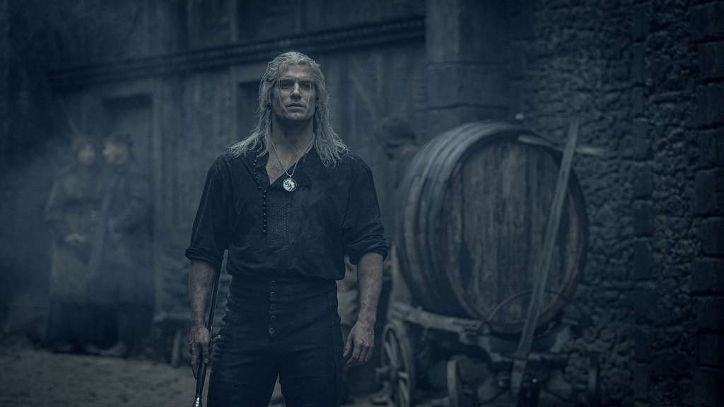 "Henry Cavill in der Netflix-Serie ""The Witcher""."