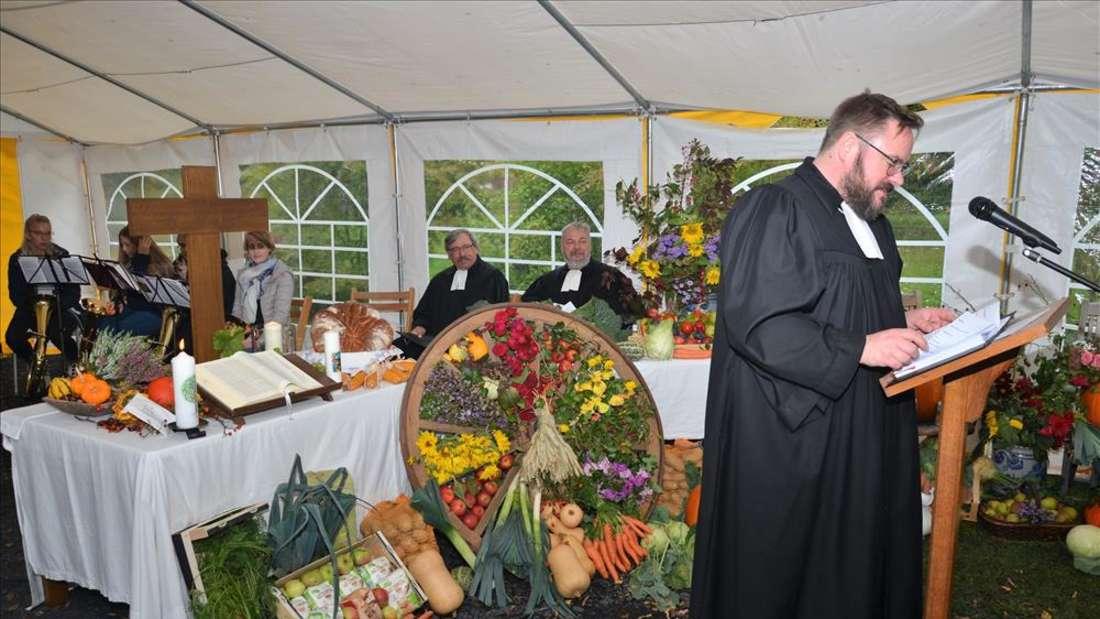 Erntedankfest in Eineckerholsen