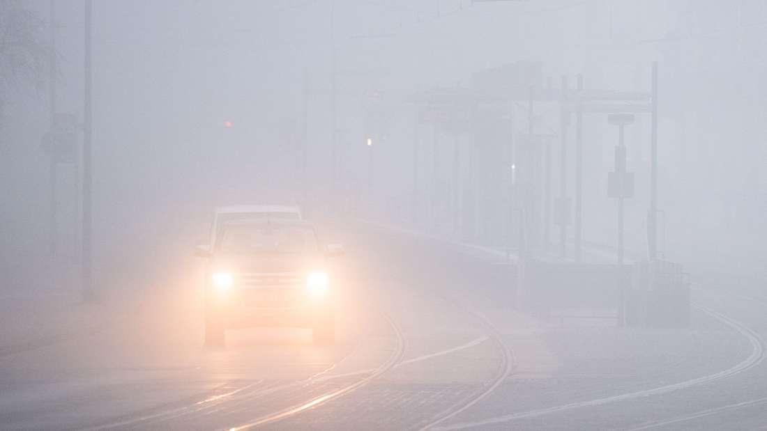 Fahren in der dunklen Jahreszeit