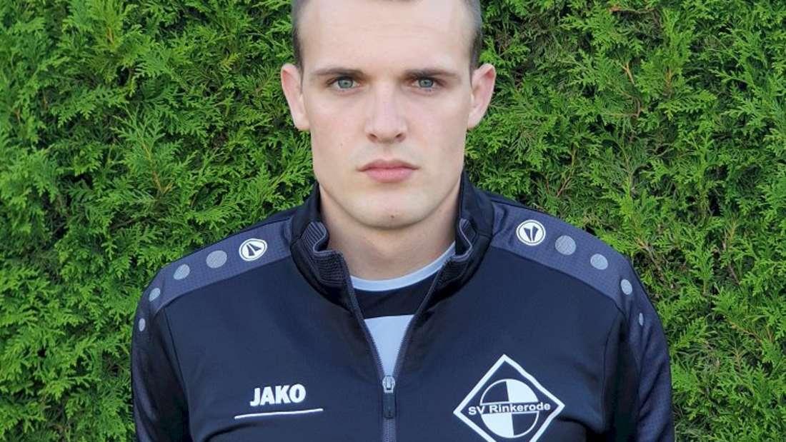 Doppelter Torschütze des SV Rinkerode: Aron Jakab.