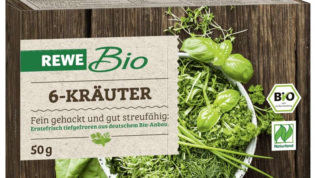 Rückruf bei Rewe: Gefährliche Darmbakterien in Bio-Produkt nachgewiesen