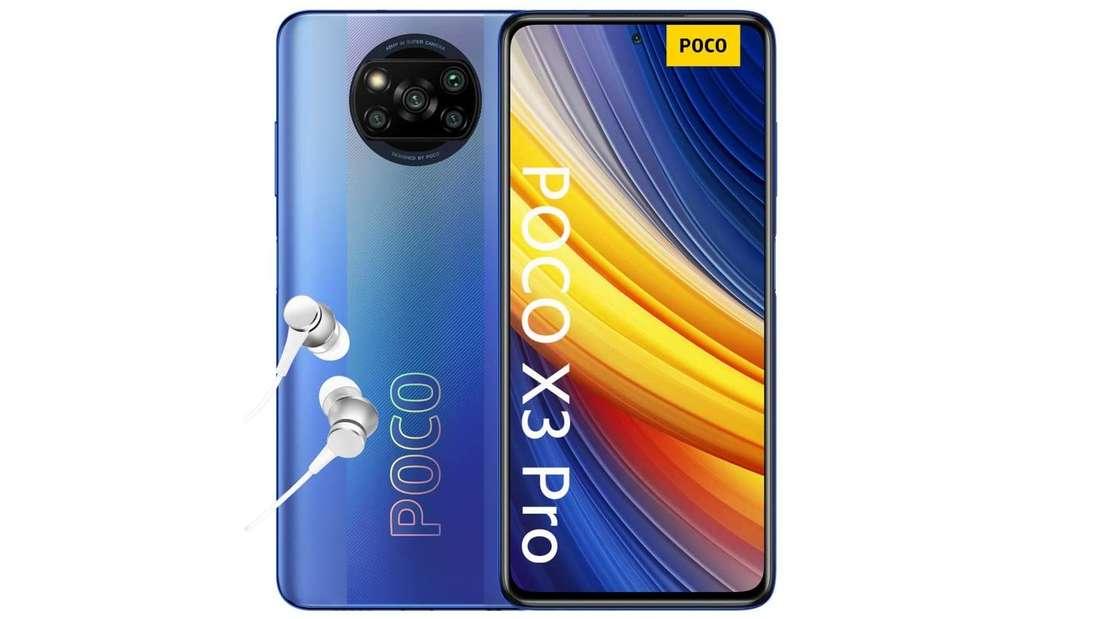 Xiaomi POCO X3 PRO Smartphone.